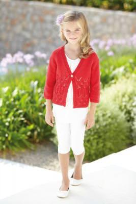 cotton dk tytön jakku